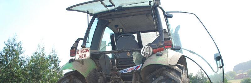 Cristalcano - Tractores agrícolas - Cristalcano