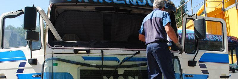 Cristalcano - Camiones y furgonetas - Cristalcano